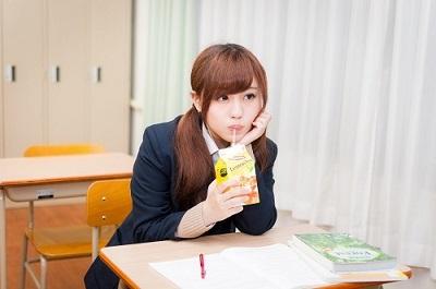 教室での勉強